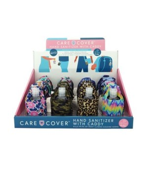 Care Cover Hand Sanitizer w/Caddy
