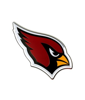 COLOR AUTO EMBLEM - ARIZ CARDINALS