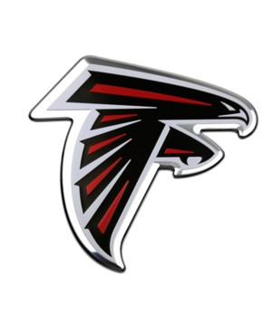COLOR AUTO EMBLEM - ATL FALCONS