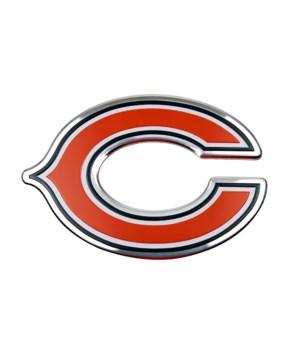 COLOR AUTO EMBLEM - CHIC BEARS