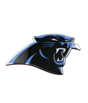 COLOR AUTO EMBLEM - CAR PANTHERS