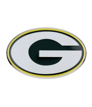 COLOR AUTO EMBLEM - GB PACKERS