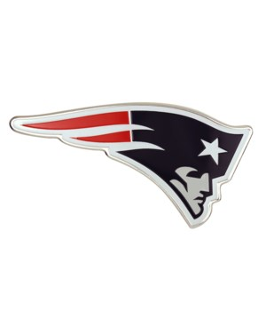 COLOR AUTO EMBLEM - NE PATRIOTS