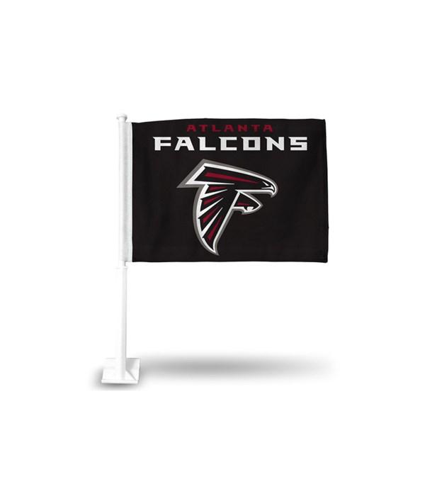 CAR FLAG - ATL FALCONS