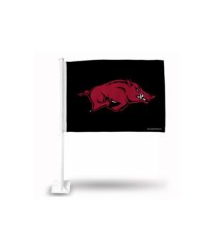 CAR FLAG - ARKANSAS