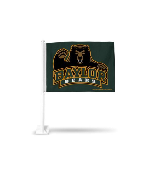 CAR FLAG - BAYLOR BEARS