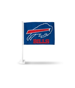 CAR FLAG - BUFF BILLS