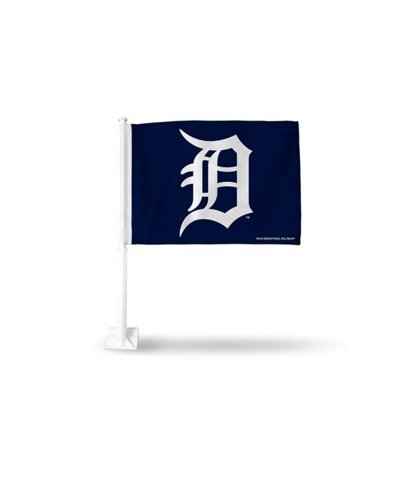 CAR FLAG - DET TIGERS