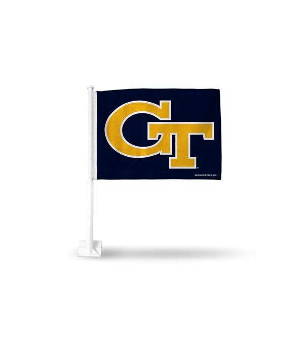 CAR FLAG - GEORGIA TECH