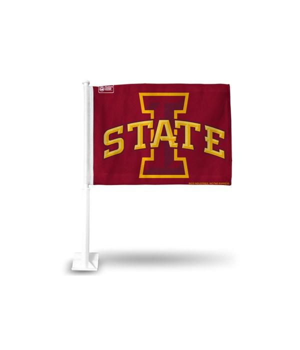 CAR FLAG - IOWA STATE