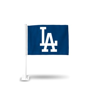 CAR FLAG - LA DODGERS