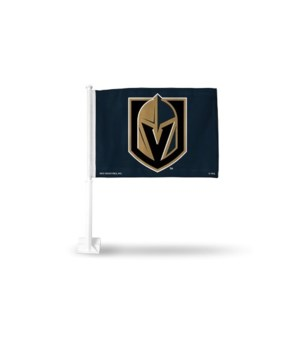 CAR FLAG - LAS VEGAS GOLDEN KNIGHTS