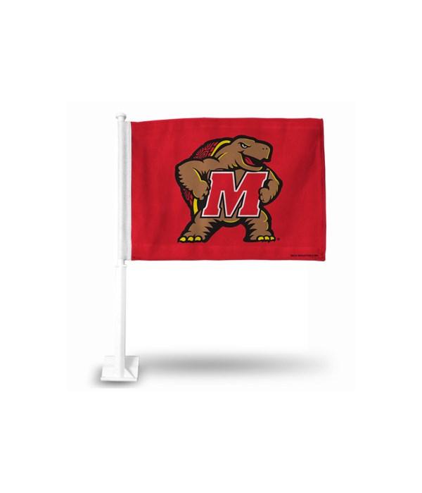 CAR FLAG - MD TERRAPINS