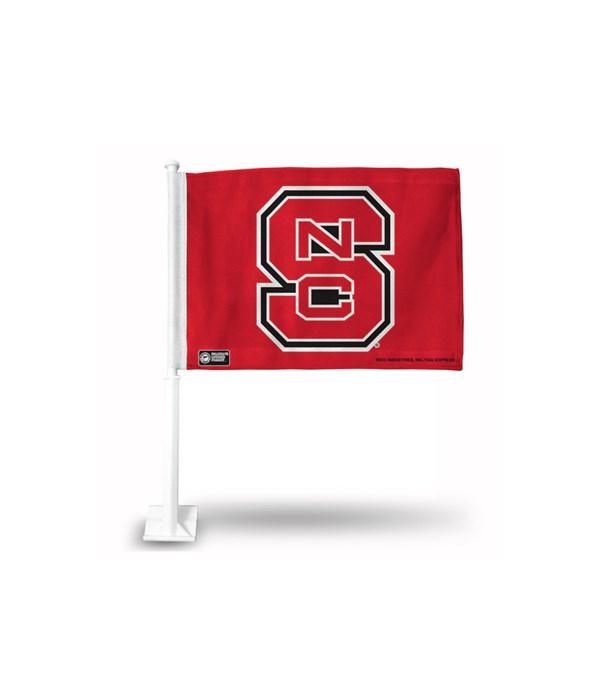 CAR FLAG - NC STATE WOLFPACK