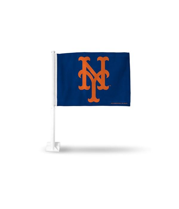 CAR FLAG - NY METS