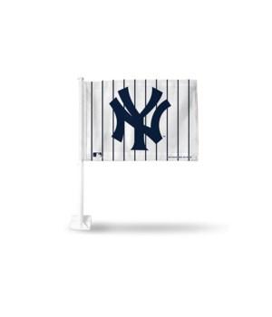 CAR FLAG - NY YANKEES