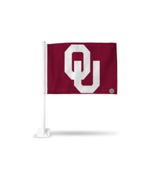 CAR FLAG - OK SOONERS