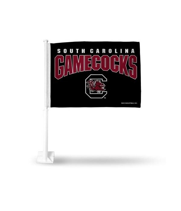 CAR FLAG - SOUTH CAROLINA
