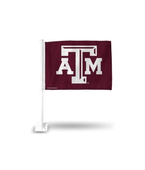 CAR FLAG - TEXAS A&M
