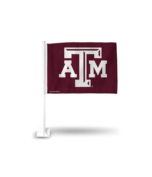 CAR FLAG - TEXAS A&M
