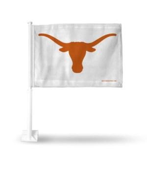 CAR FLAG - TEXAS LONGHORNS