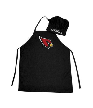 CHEF HAT & APRON - ARIZ CARDINALS