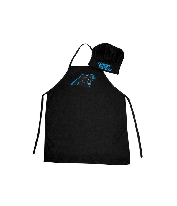 CHEF HAT & APRON - CAR PANTHERS