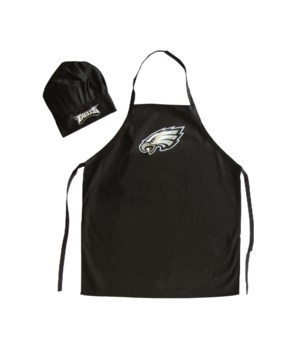 CHEF HAT & APRON - PHIL EAGLES