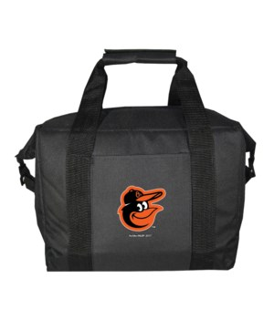 12PK COOLER BAG - BALT ORIOLES
