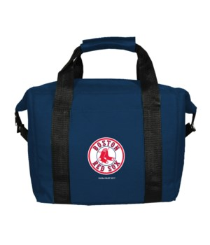 12PK COOLER BAG - B RED SOX