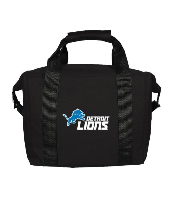 12PK COOLER BAG - DET LIONS