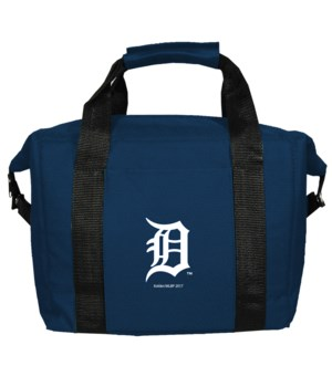 12PK COOLER BAG - DET TIGERS