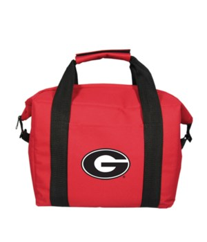 12PK COOLER BAG - GEORGIA BULLDOGS