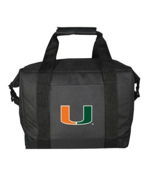 12PK COOLER BAG - MIA HURRICANES