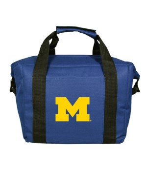 12PK COOLER BAG - MICH WOLVERINES