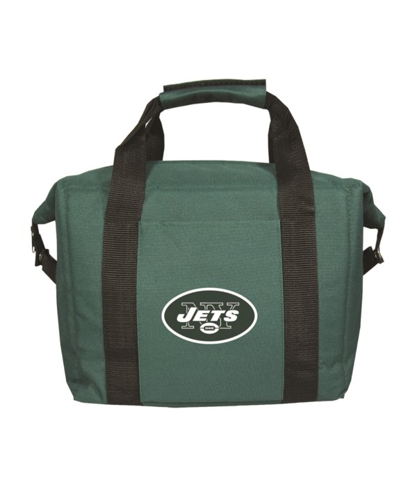 12PK COOLER BAG - NY JETS