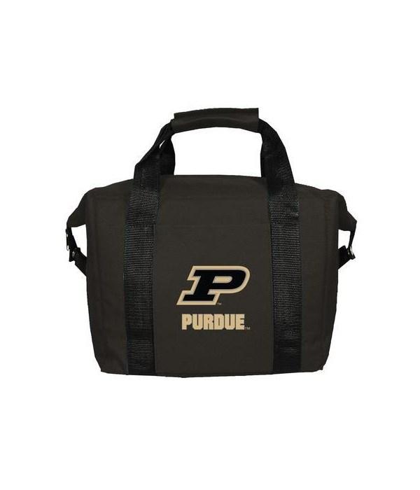 12PK COOLER BAG - PURDUE