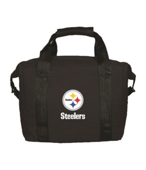 12PK COOLER BAG - PITT STEELERS