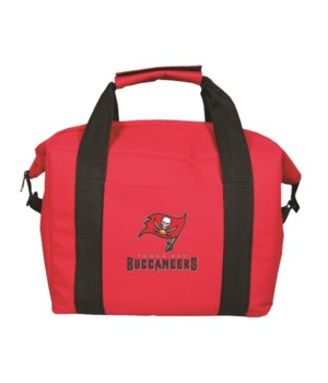 12PK COOLER BAG - TAMPA BAY BUCS
