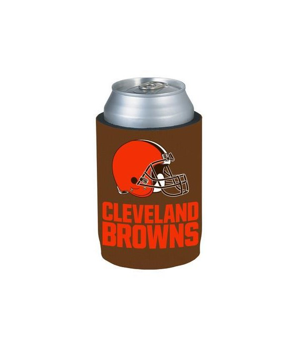 CLEV BROWNS CAN COOLIE