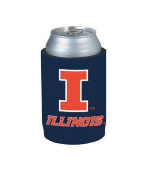 ILLINOIS FIGHTING CAN COOLIE