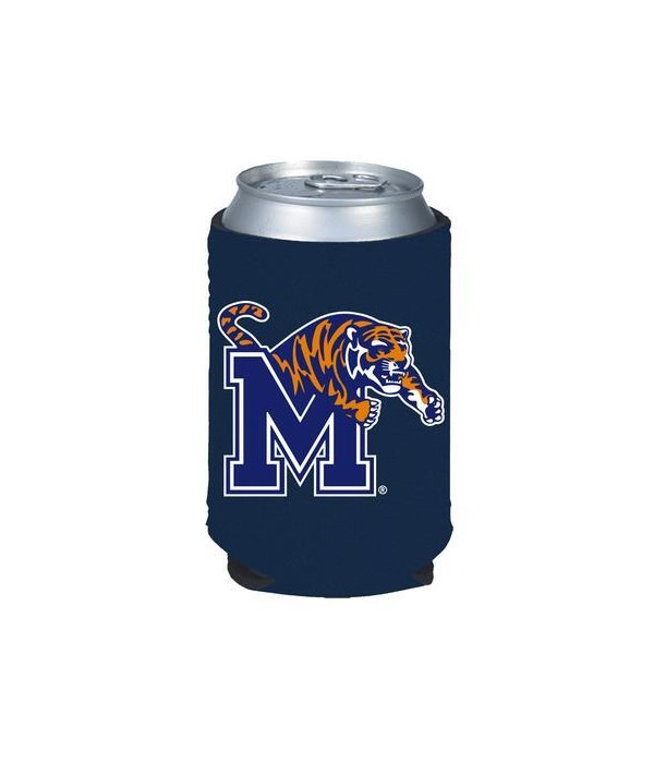 MEMPHIS TIGERS CAN COOLIE