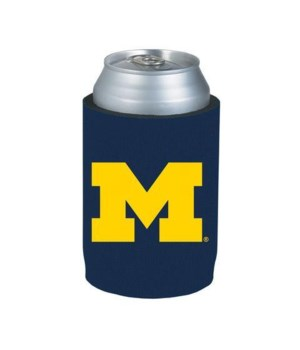 MICHIGAN WOLVERINES CAN COOLIE