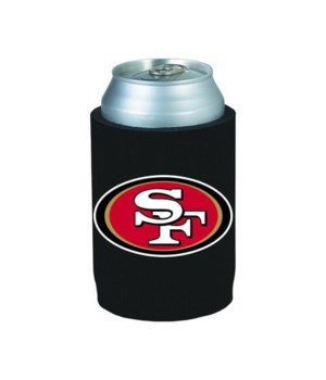 SF 49ERS CAN COOLIE