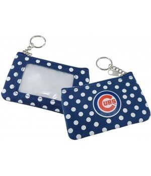COIN/ID PURSE - CHIC CUBS