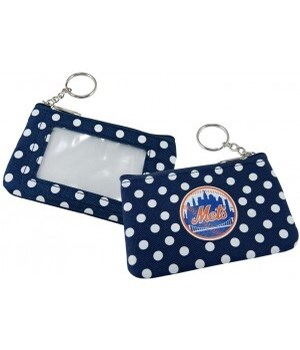COIN/ID PURSE - NY METS