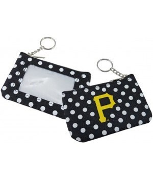 COIN/ID PURSE - PITT PIRATES