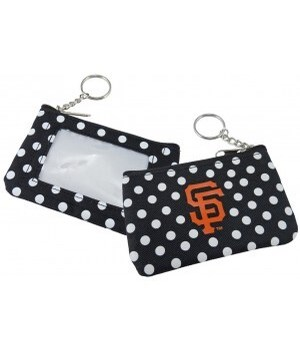 COIN/ID PURSE - SF GIANTS
