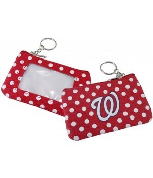 COIN/ID PURSE - WASH NATIONALS