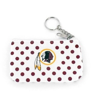 COIN/ID PURSE - WASH REDSKINS